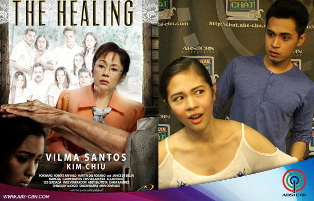 LOOK: Janella, Marlo in 5 Star Cinema Movie Poster Poses